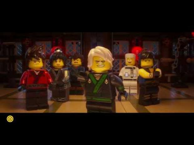 LEGO  Jackie Chan animációs kaszkadőr