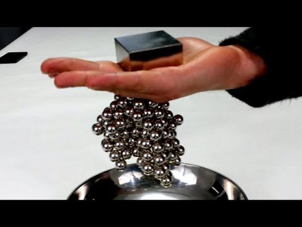 mágnes erős veszélyes neodímium