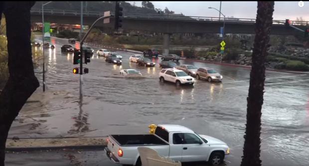 Lamborgini  árvíz