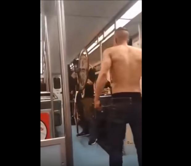 metró részeg fojtás