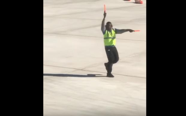 reptér irányító tánc