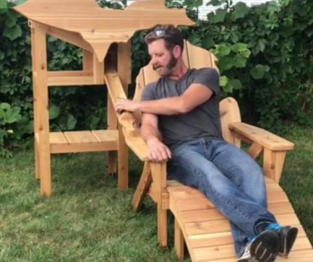 sör szék adagoló