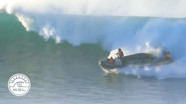 csónak hulllám szörf