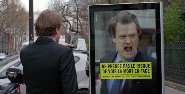 baleset kampány Párizs