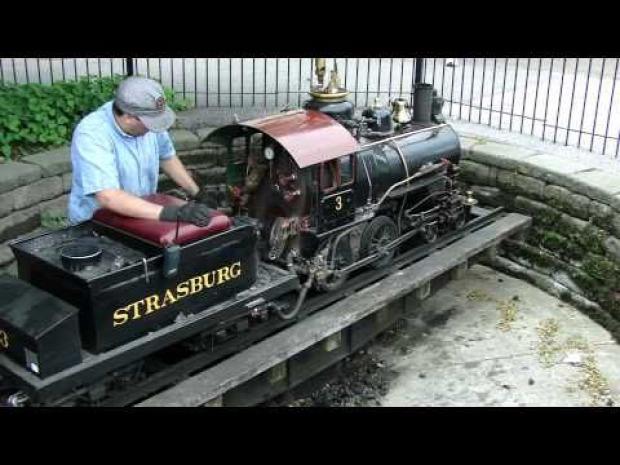 mini gőz gép mozdony
