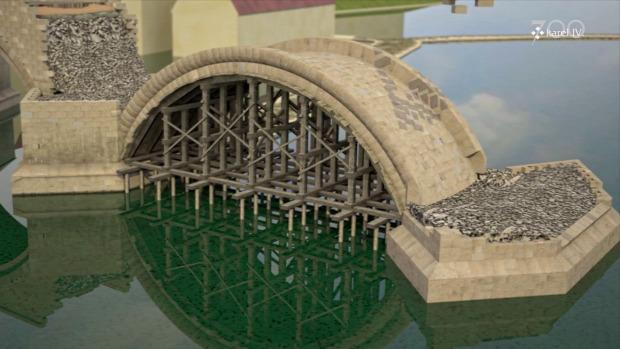 Károyl-híd építés