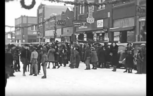 karácsony  1930