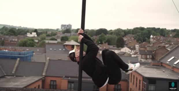 rúdtánc akrobatika kínai cirkusz