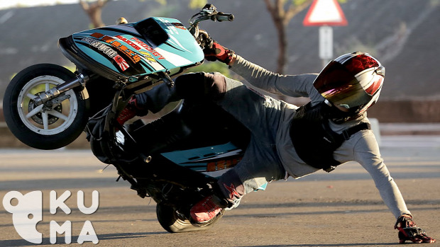 freestyle scooter robogó