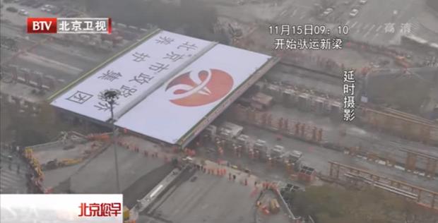 Kína Peking híd csere