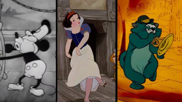 rajzfilm történet evolúció 150 év