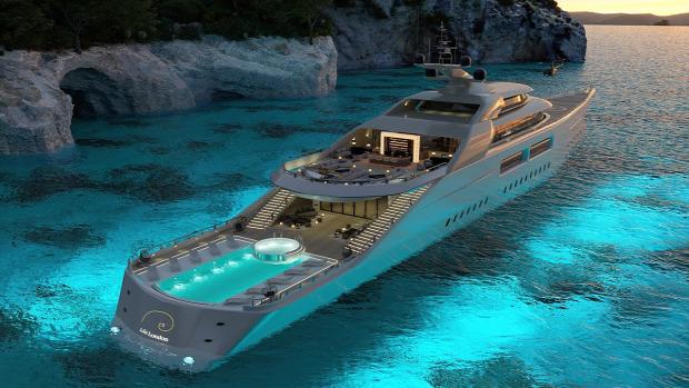 jacht luxus