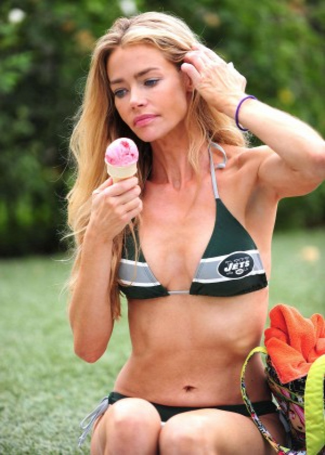 Denise Richards in Bikini -08