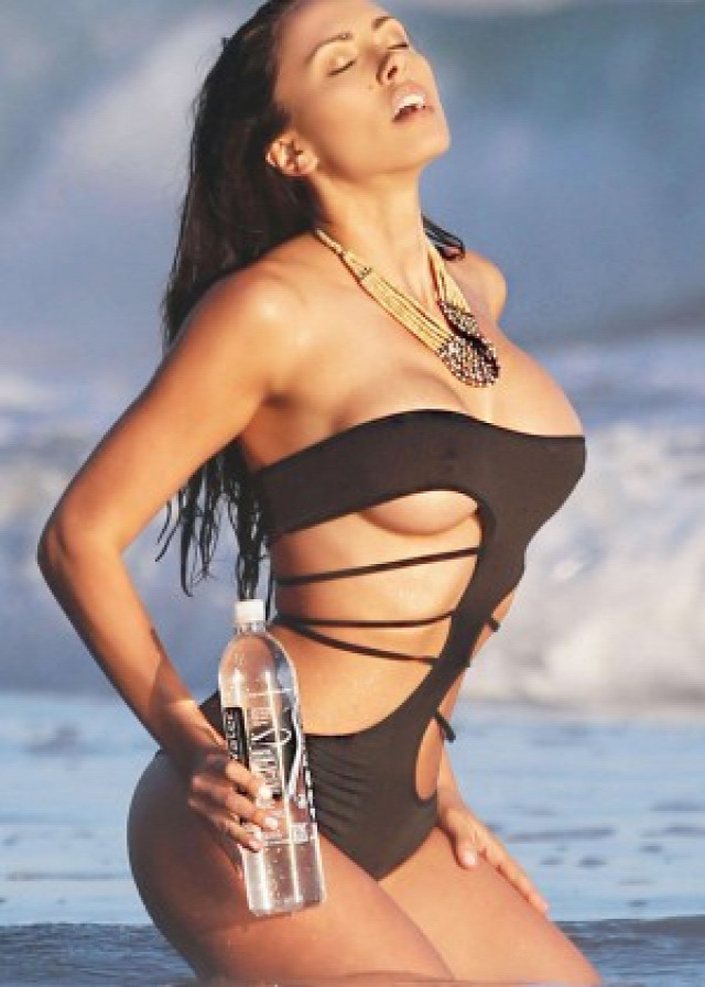 Charissa Littlejohn - 138 Water Bikini Shoot in Malibu