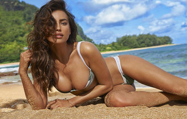 Irina Shayk Sports Illustrated