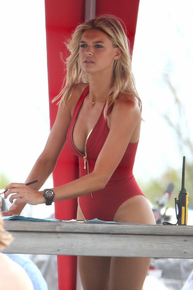 Baywatch Kelly Rohrbach