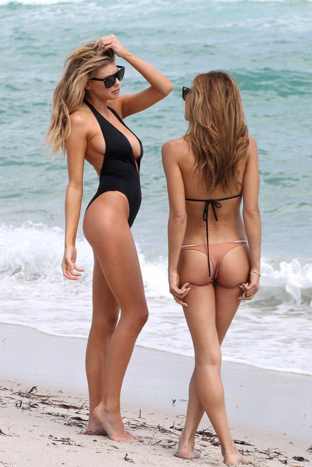Charlotte McKinney Miami