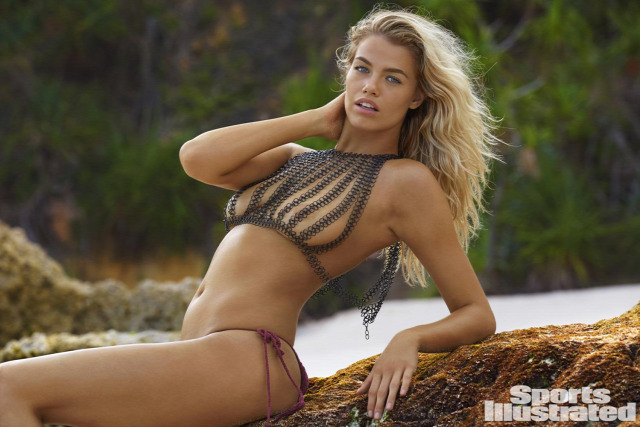Hailey Clauson Sports Ilustrated