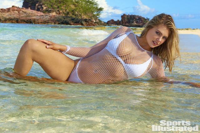 Kate Upton Sports Illustrated 2017