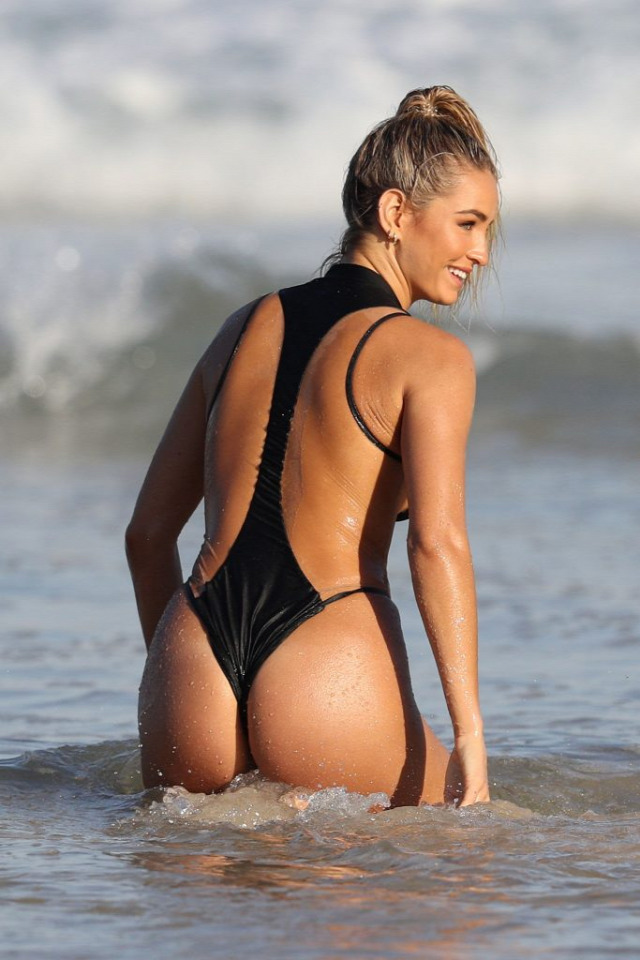 Madison Edwards Sidney Tamarama Beach thefappening