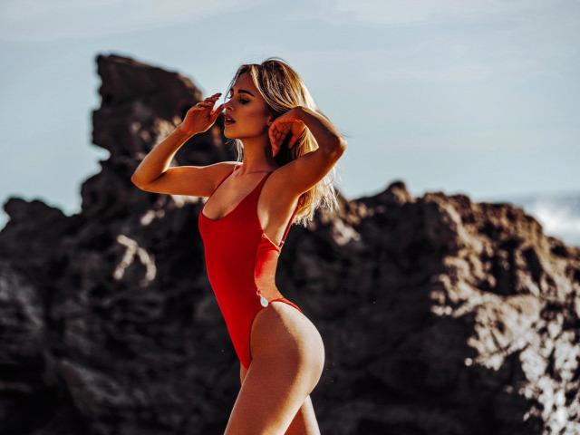 Kimberley Garner Ibiza
