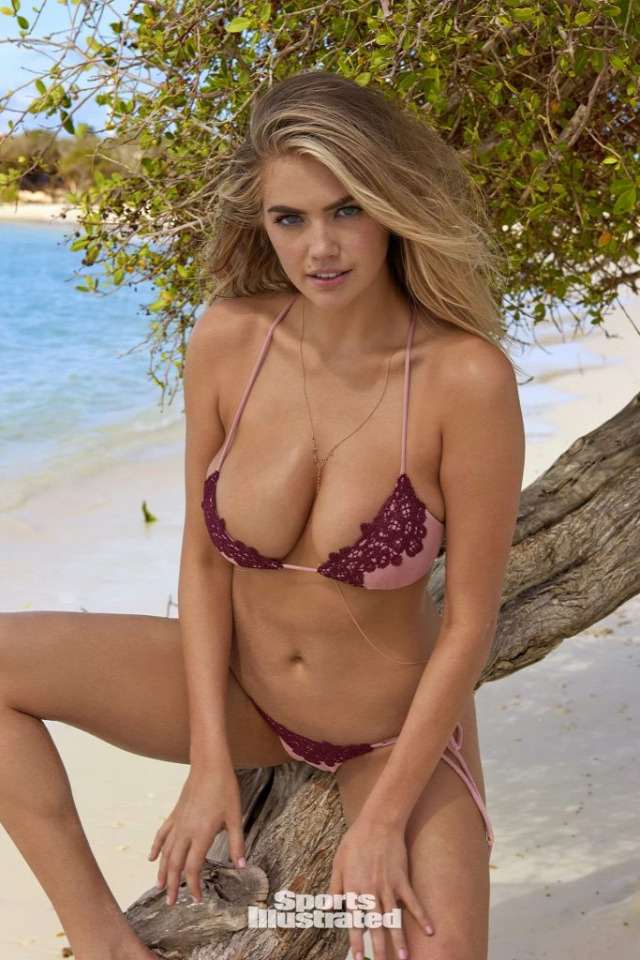 Kate Upton Sports Illustrated esés